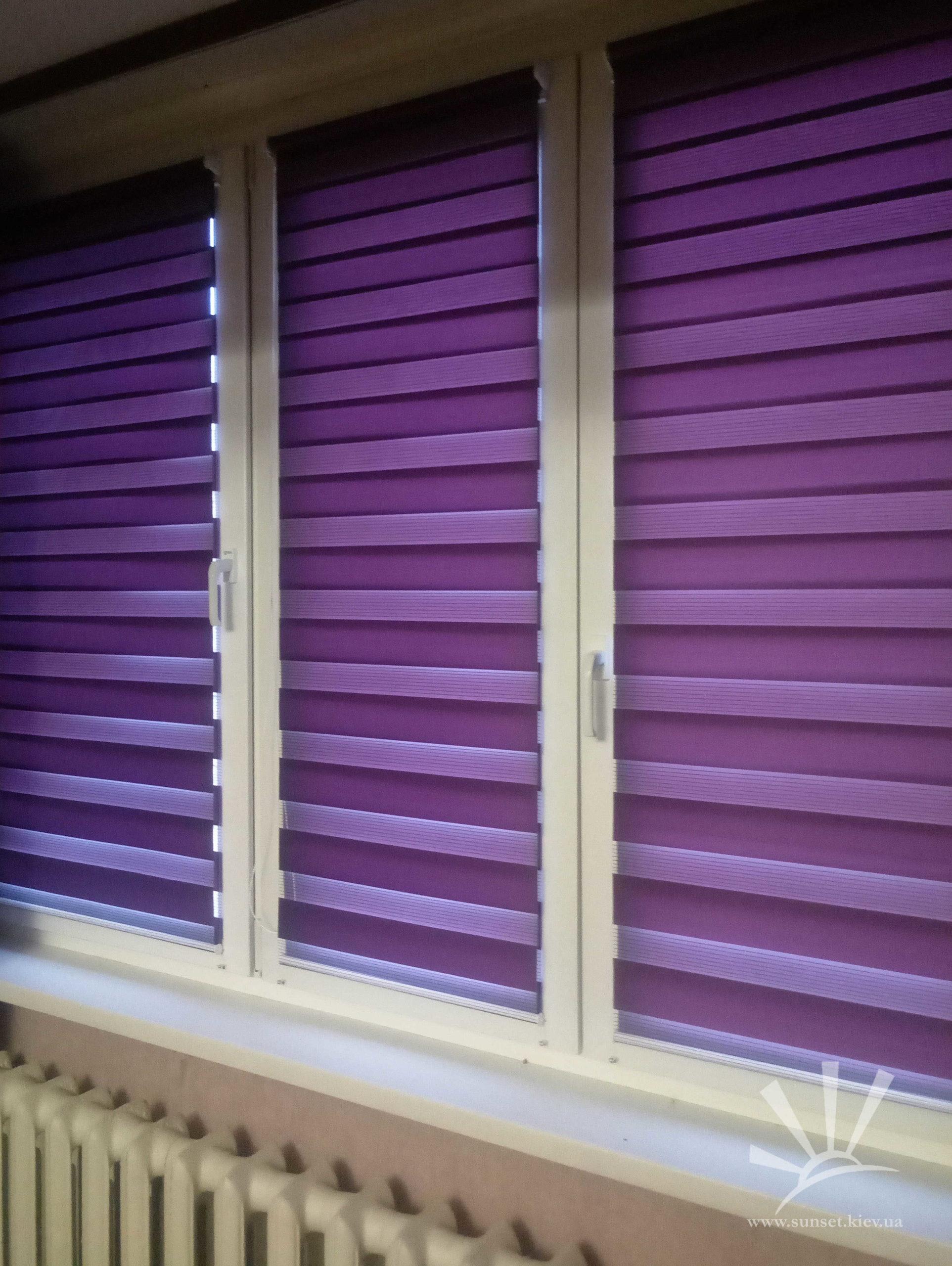 Як вибрати рулонні штори день-ніч