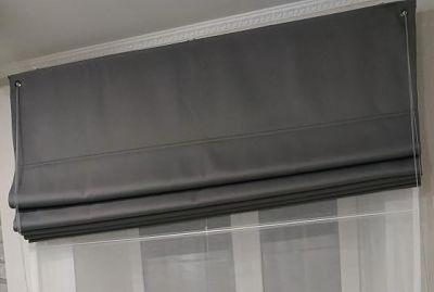 Двойные римские шторы Твин